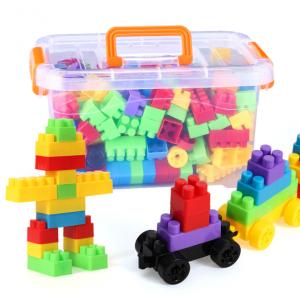 Bộ đồ chơi lắp ráp, xếp hình cho bé